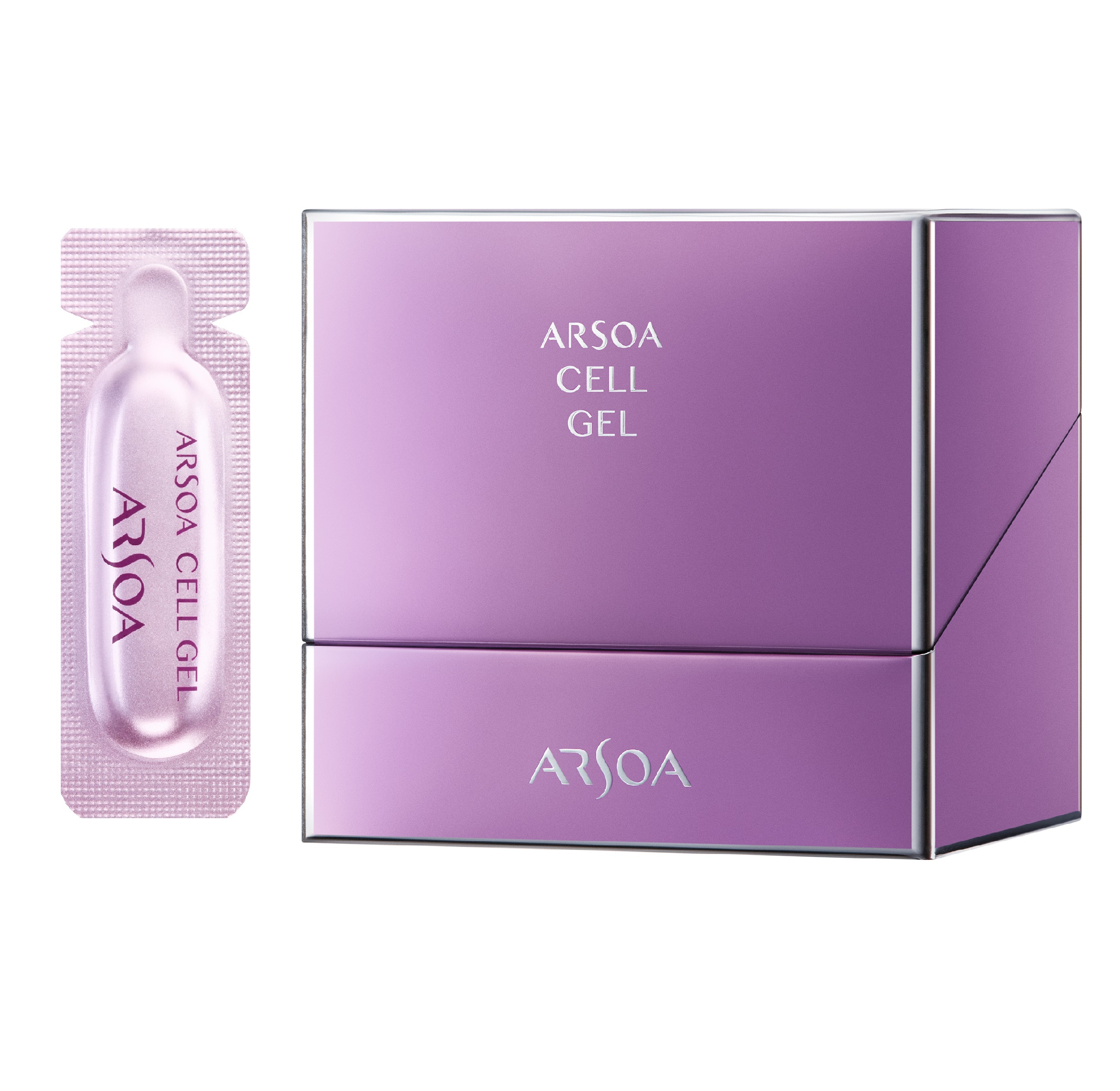 ARSOA CELL GEL (Beauty Gel Oil)